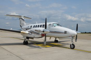 F-HAMI - Private Beechcraft 200 King Air