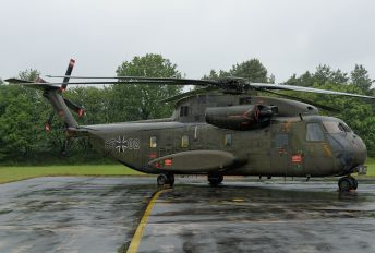 85+02 - Germany - Air Force Sikorsky CH-53GS Sea Stallion