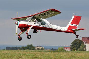 SP-EAF - Aeroklub Bielsko-Bialski PZL 104 Wilga 35A