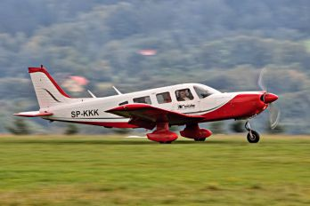 SP-KKK - Private Piper PA-32 Cherokee Six