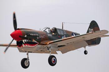 NX1232N - Private Curtiss P-40M Warhawk