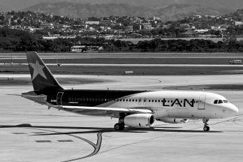 CC-BAI - LAN Airlines Airbus A320