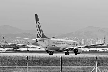 PR-GIO - GOL Transportes Aéreos  Boeing 737-800