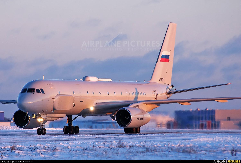 Russia - Air Force 64511 aircraft at Ramenskoye - Zhukovsky