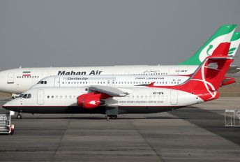 EY-570 - Qeshm Airlines British Aerospace BAe 146-300/Avro RJ100