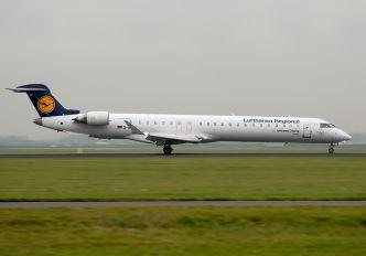 D-ACKI - Lufthansa Regional - CityLine Canadair CL-600 CRJ-900