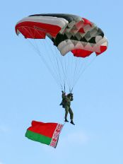 - - Belarus - Air Force Parachute Military