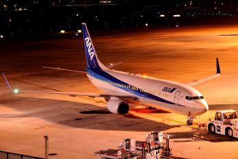 JA62AN - ANA - All Nippon Airways Boeing 737-800