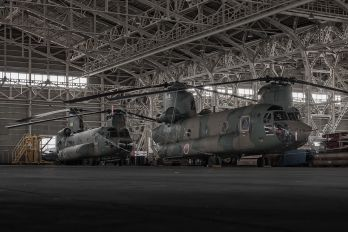 52917 - Japan - Ground Self Defense Force Kawasaki CH-47J Chinook