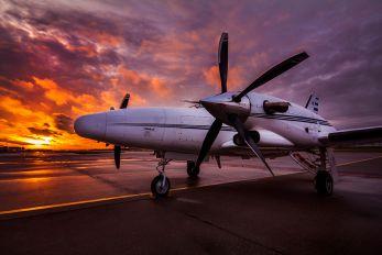 HB-LUQ - Swiss Private Flights Piper PA-31T Cheyenne