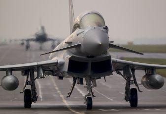 ZJ800 - Royal Air Force Eurofighter Typhoon T.3