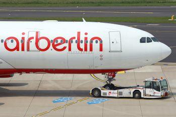 D-ALPJ - Air Berlin Airbus A330-200
