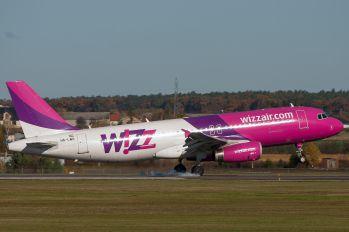 HA-LWH - Wizz Air Airbus A320