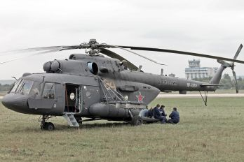 84 - Russia - Air Force Mil Mi-8MT