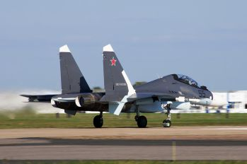 55 - Russia - Air Force Sukhoi Su-30SM