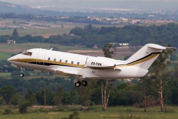 ZS-TSN - Private Canadair CL-600 Challenger 600 series