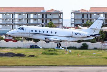 N217BA - Private Israel IAI 1126 Gulfstream G200