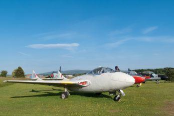 WZ515 - Royal Air Force de Havilland DH.115 Vampire T.11