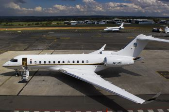 D2-ANG - Angola - Air Force Bombardier BD-700 Global Express