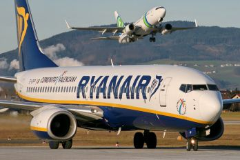 EI-DPP - Ryanair Boeing 737-800
