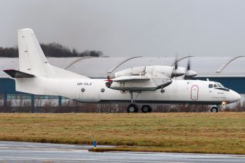 UR-CLZ - Meridian Aviation Antonov An-32 (all models)