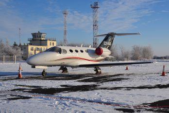 LY-VJB - Private Cessna 510 Citation Mustang
