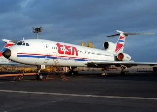 OK-UCE - CSA - Czechoslovak Airlines Tupolev Tu-154M