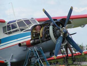 OK-VHJ - Sky-Diving For Fun Antonov An-2