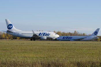 VQ-BJP - UTair Boeing 737-500