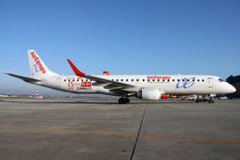 EC-LFZ - Air Europa Embraer ERJ-195 (190-200)