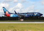 C-GWSZ - WestJet Airlines Boeing 737-800 aircraft