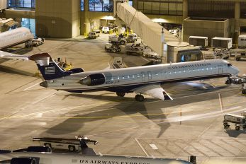 N904FJ - US Airways Express Canadair CL-600 CRJ-900