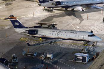 N875AS - US Airways Express Canadair CL-600 CRJ-200