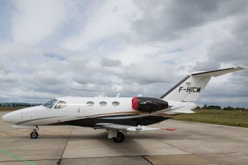 F-HICM - Private Cessna 510 Citation Mustang