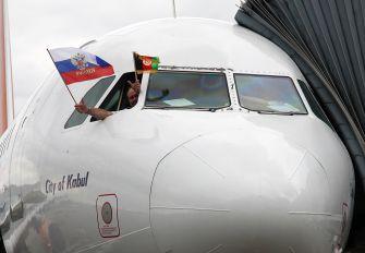 YA-KMA - Kam Air Airbus A320