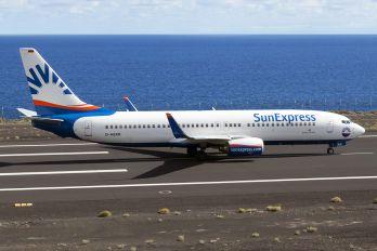 D-ASXK - SunExpress Germany Boeing 737-800