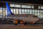 LN-RCT - SAS - Scandinavian Airlines Boeing 737-600 aircraft