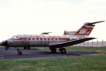 OK-GEK - CSA - Czechoslovak Airlines Yakovlev Yak-40
