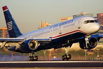 N904AW - US Airways Boeing 757-200