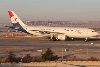 SU-BMZ - Tristar Air Airbus A300