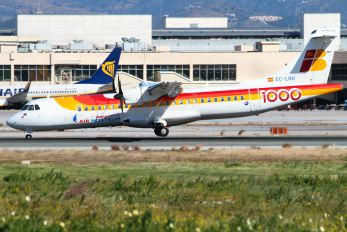 EC-LRH - Air Nostrum - Iberia Regional ATR 72 (all models)