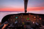 - - Private Cessna 525 CitationJet aircraft