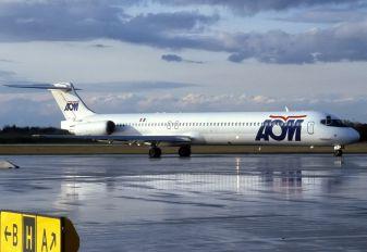 F-GGMF - AOM McDonnell Douglas MD-83