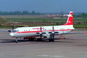 DDR-STK - Interflug Ilyushin Il-18 (all models)