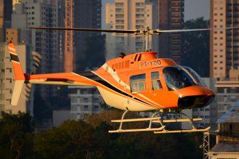 PT-YDD - Private Bell 206B Jetranger