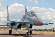 69 - Ukraine - Air Force Sukhoi Su-27 aircraft