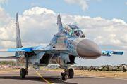 69 - Ukraine - Air Force Sukhoi Su-27 aircraft