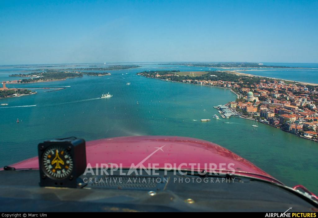 Private D-EEKL aircraft at Venice - Lido di Venezia
