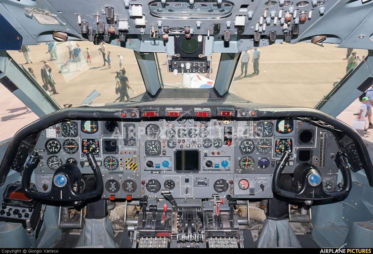 Royal Air Force ZA148 aircraft at Fairford
