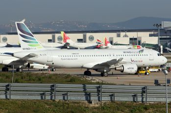 YL-LCL - Windavia Airbus A320